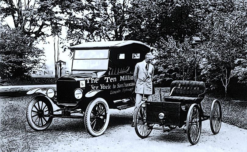 Avto Henrya Forda