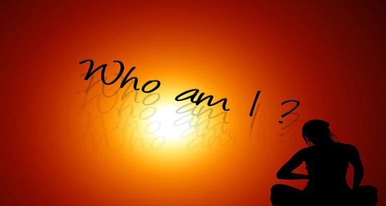 Kdo ti resnično si?