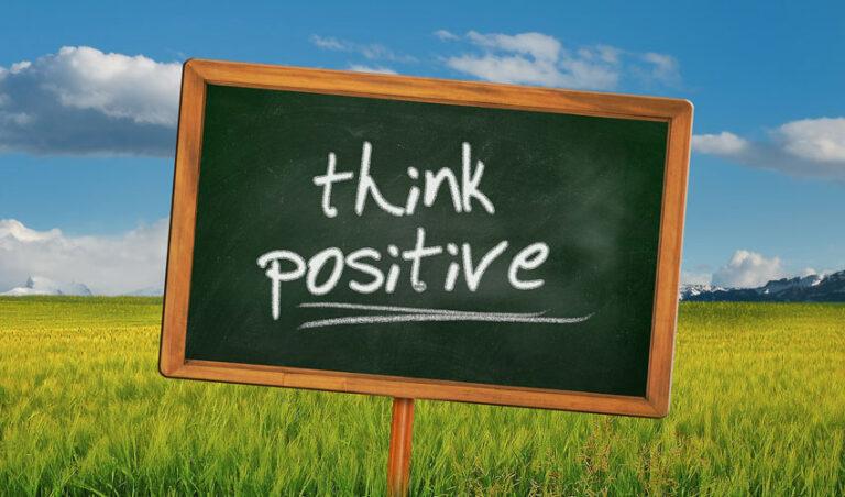 Kako smo lahko pozitivno naravnani večino časa?