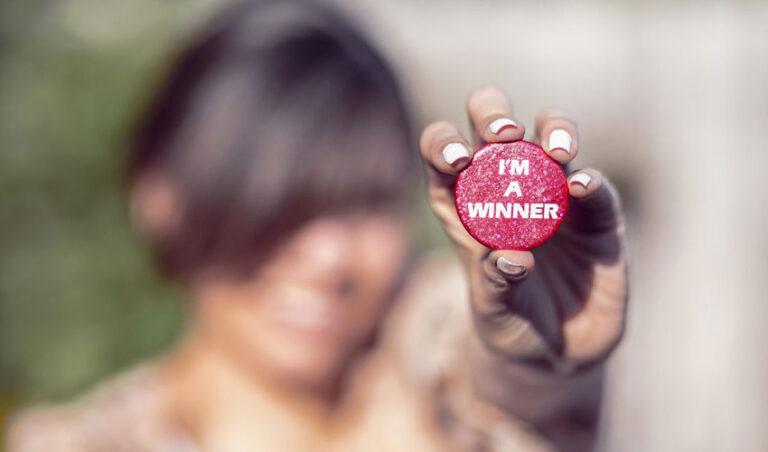 Katero pomembno lastnost imajo zmagovalci?