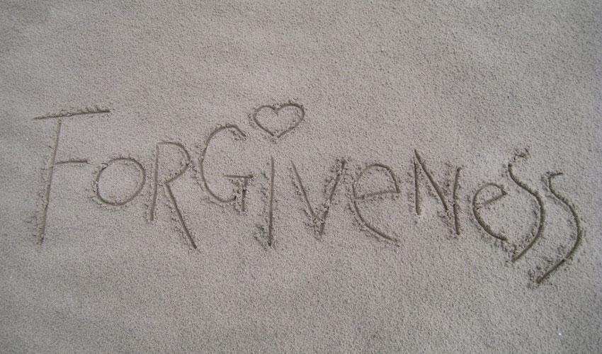 Odpuščanje sebi in drugim