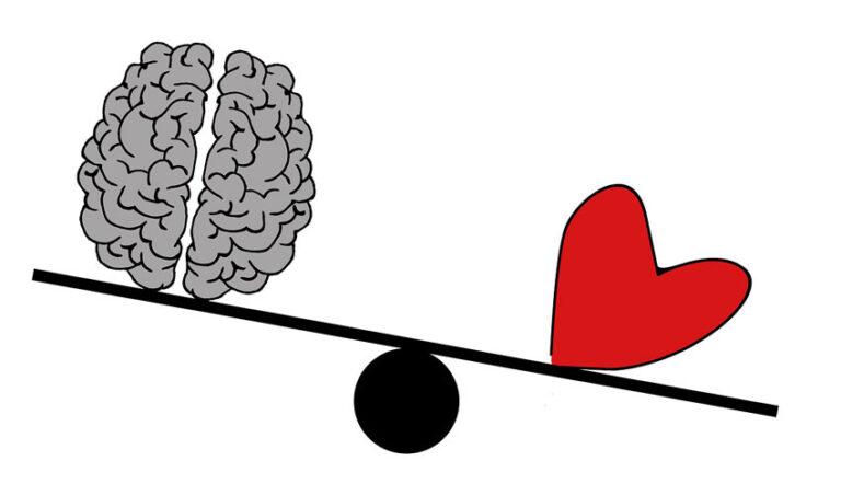 Srce ali možgani?