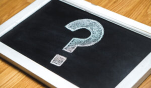 Vprašanje in odgovor