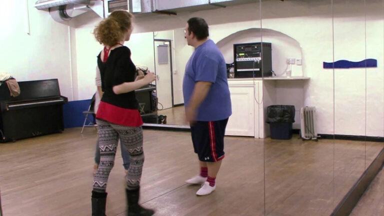 Kako se je začetnik učil plesati salso?