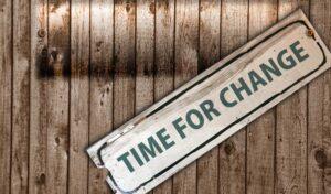 Pogum za spremembo