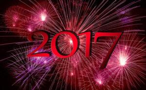 Srečno novo leto 2017