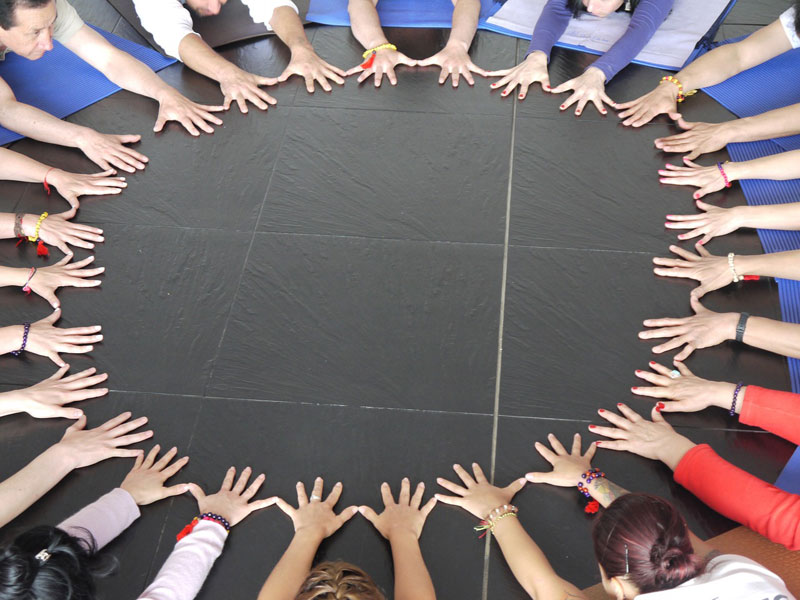Krog sodelovanja